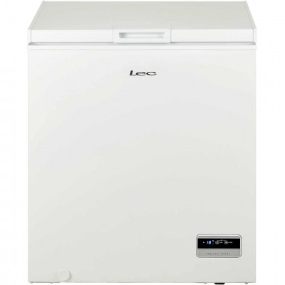 lec cf150lw mk2 chest freezer (suitable for garages)
