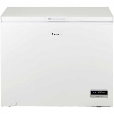 lec cf250lw mk2 chest freezer (suitable for garages)