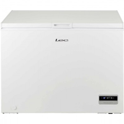 lec cf300lw mk2 chest freezer (suitable for garages)