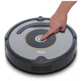 iRobot Roomba 615 Vacuum Cleaning