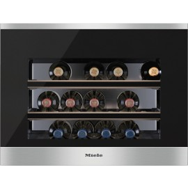Miele KWT6112 iG Built-in wine conditioning unit Obsidian Black