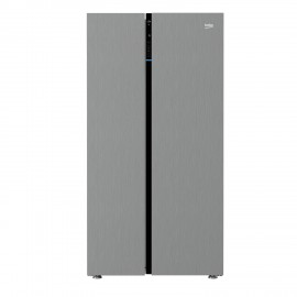 Beko ASGL142X Side by Side Fridge Freezer
