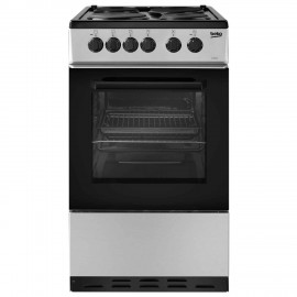 Beko BCSP50X Single Oven & Int Grill