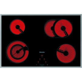 Miele KM5617 Electric hob with onset controls