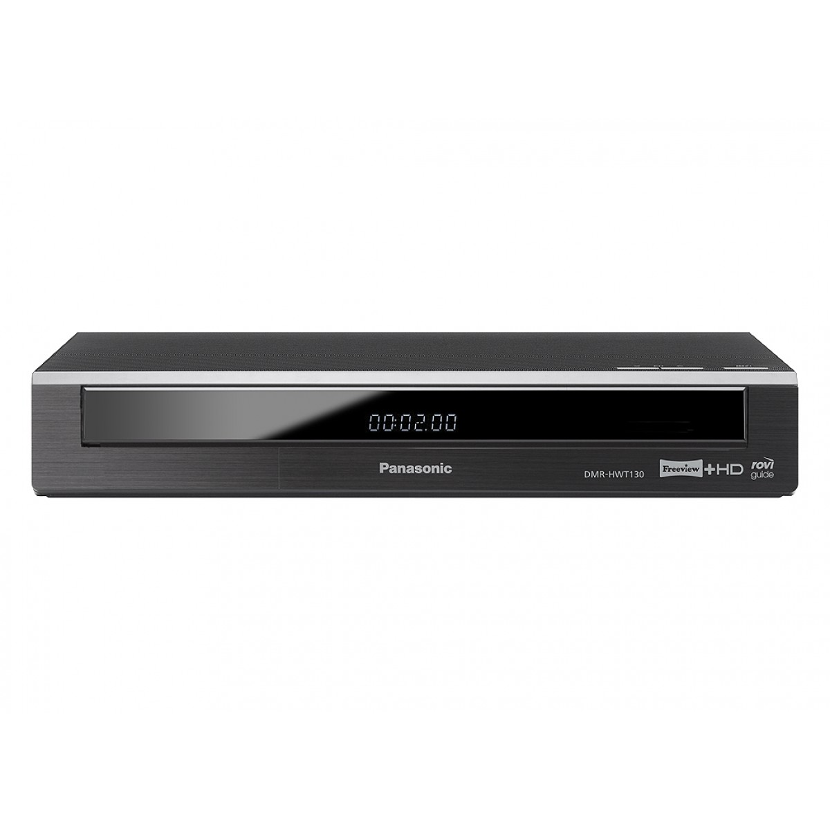panasonic dmrhwt130eb9 500gb hdd recorder freeview hd. Black Bedroom Furniture Sets. Home Design Ideas