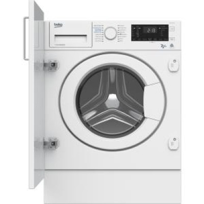 Beko WDIC752300F2 integrated Washer Dryer