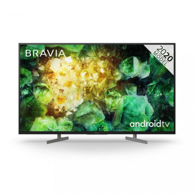 """Sony KD49XH8196BU 49"""" 4K HDR LED Android TV"""