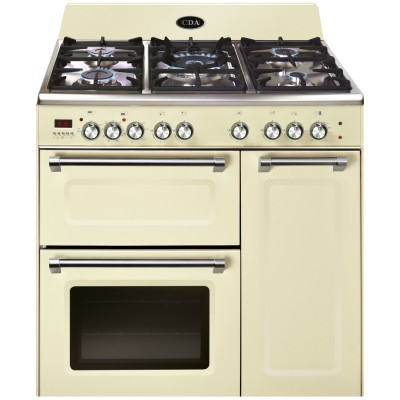 CDA RVC931CM 90cm triple cavity dual fuel range cooker****display model only left!****