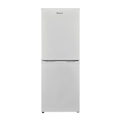 Lec TF55158W Fridge Freezer