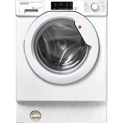 Hoover HBWM915D80 Integrated 9kg 1500 Spin Washing Machine - A+++ Rated