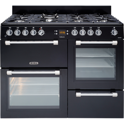 Leisure COOKMASTER CK110F232k 110cm dual fuel black****CALL TODAY FOR OUR LOW PRICE!****