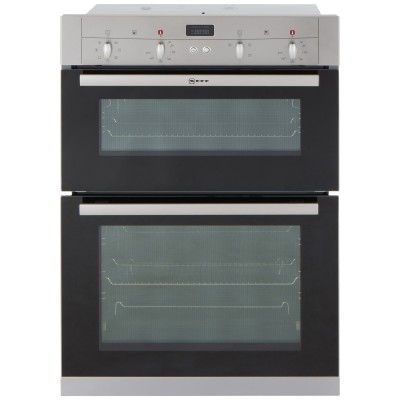 NEFF U12S53N3GB Built-in Double Oven (very low stock!)