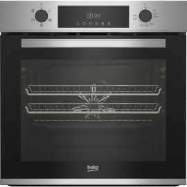 Beko CIFY81X AeroPerfect™ Built In Electric Single Oven - Stainless Steel - A Energy Rated