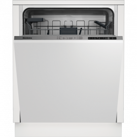 Blomberg LDV42221 Integrated Dishwasher - Stainless Steel - A++ Energy Rated****5yr warranty!****in stock for quick delivery!