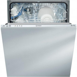 Indesit DIF04B1 integrated full size dishwasher