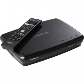 Humax FVP5000T 500GB Digital Video Recorder - 500 GB HDD Freeview HD Smart - Black