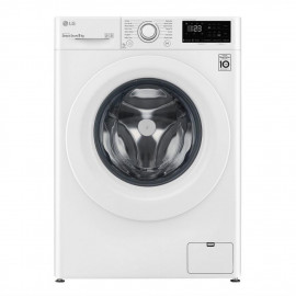 F4V308WNW 8kg 1400 Spin Washing Machine - White - A+++ Energy Rated