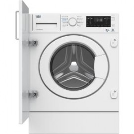 Beko WDIC7523002 integrated Washer Dryer