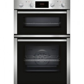 Neff U1DCC1BN0B Double Oven****STAR BUY!****