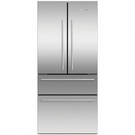 Fisher & Paykel RF523GDX1 Frost Free Multi Door Fridge Freezer - Stainless Steel - A+ Energy Rated