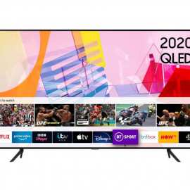 "Samsung QE55Q60TAUXXU 55"" QLED Smart TV"