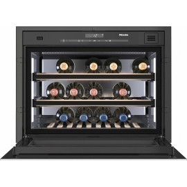 Miele KWT6112 iG Built-in wine conditioning unit Stainless Steel
