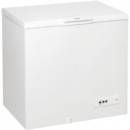 whirlpool whm3111 312l chest freezer