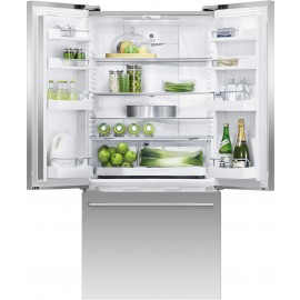 Fisher&Paykel RF522ADX4 Stainless Steel French Door Fridge Freezer