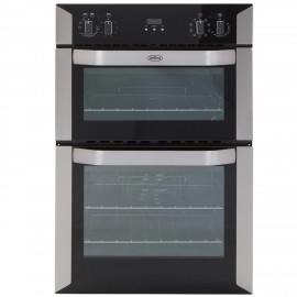Belling BI90MF Built-In Double Oven