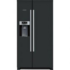 Bosch KAD90VB20G American Style Fridge Freezer - Black****last one!****