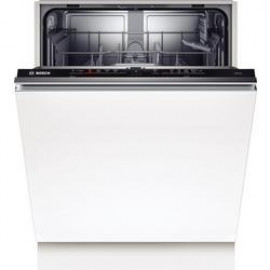 Bosch SGV2ITX18G Full Size Built-In Dishwasher - Black - 12 Place Settings