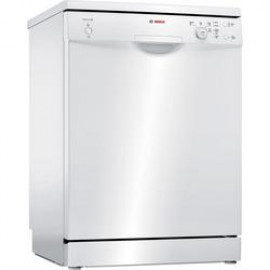 Bosch SMS24AW01G Full Size Dishwasher - White - 12 Place Settings