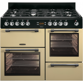 Leisure COOKMASTER CK110F232C 110cm dual fuel CREAM****in stock call for for our best price guarantee!****