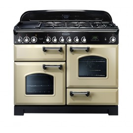 Rangemaster Classic Deluxe 110 Dual Fuel****call for availability****