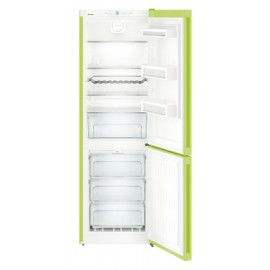Liebherr CNkw4313 Fridge-freezer - Kiwi Green
