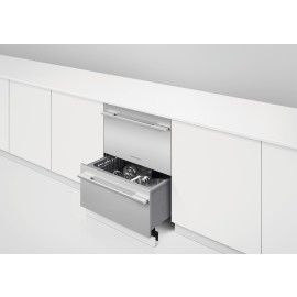 Fisher & Paykel Double Integrated DishDrawer DD60DHI9
