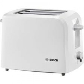 BOSCH TAT34A011GB TOASTER WHITE