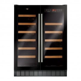 cda fwc624bl wine cooler