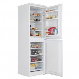 Hotpoint HBD5517W 55cm Fridge Freezer - White - A+ Energy Rated