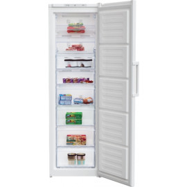 Beko FFP3579W 55cm Tall Frost Free Freezer in White. works in a garage! limited stock call 01772 689330 to reserve.
