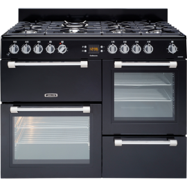 Leisure COOKMASTER CK110F232k 110cm dual fuel black