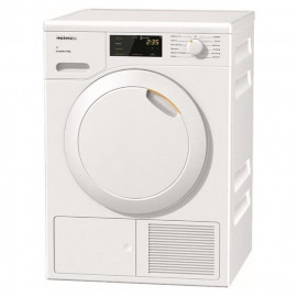 MIELE TCB140WP T1 Heat-pump tumble dryer A++ for high efficiency