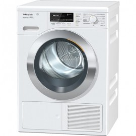 Miele TKG840WP SFinish&Eco Heat Pump Tumble Dryer