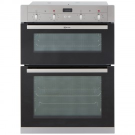 NEFF U12S53N3GB Built-in Double Oven