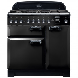 rangemaster elan deluxe 90 dual fuel range cooker**** call for availability****