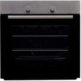 Teknix 60cm Fan Assisted Electric Single Oven - BITK60ESX