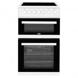 Beko EDVC503W Cooker