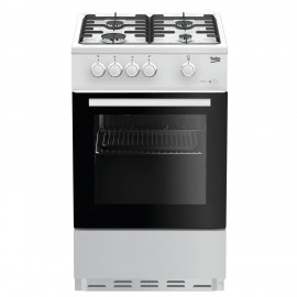 Beko ESG50W Gas Cooker