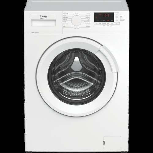 Beko WTL84141W 8kg 1400 Spin Washing Machine - White - A+++ Energy Rated