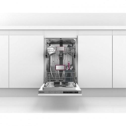 Blomberg LDV02284 Integrated Slimline Dishwasher - 10 Place Settings
